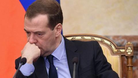 Валентин Катасонов: Медведев…