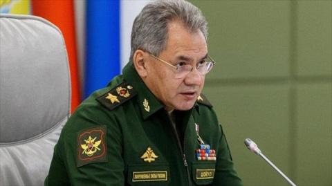 Сергей Шойгу об итогах спецоперации в Сирии