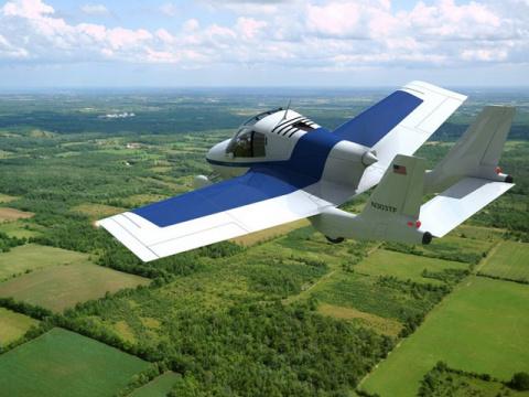Гибрид автомобиля и самолета впервые получил разрешение на эксплуатацию в США. Чем ответит Россия?