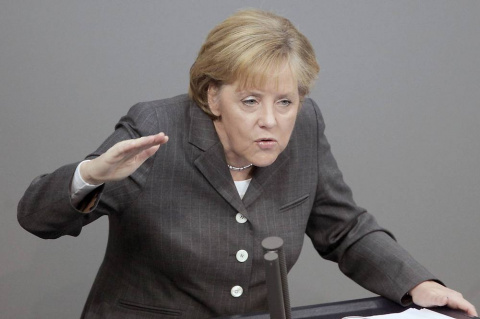 """Фас! """"Неистовая"""" Меркель рин…"""