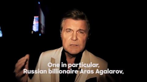 В США выдали Льва Лещенко за…