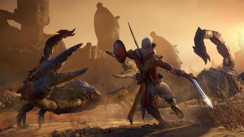 Ubisoft защитила Assassin's …