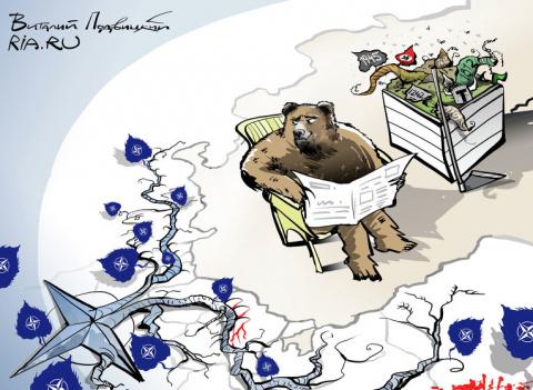 Немецкий разведчик рассказал, что удерживает Запад от войны с Россией