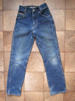 Реставрация и декор джинсов