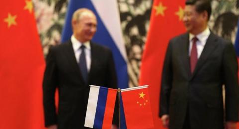 Китай отреагировал на слова Путина