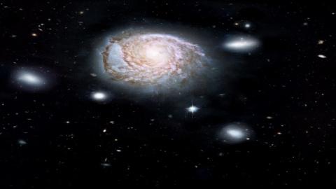 Что-то неизвестное в космосе…