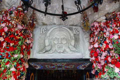 Качи-Кальон. Пещерный бисерный храм