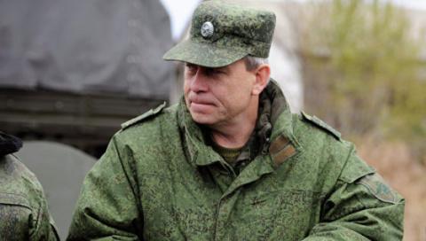 Заявления о возможных провокациях ВСУ сделал Эдуард Басурин