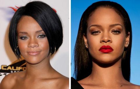 Посмотрите, как изменились эти знаменитости с тех времен, когда мы услышали о них впервые