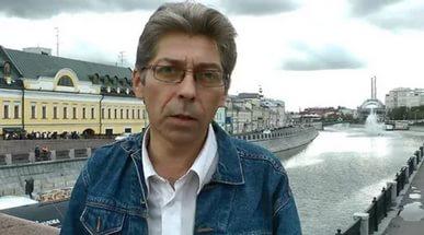 Саша Сотник: «Путин и орда е…