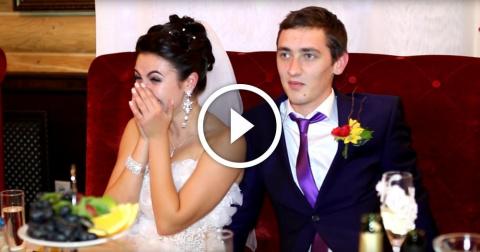Свадебное поздравление подружки Молодожёнам