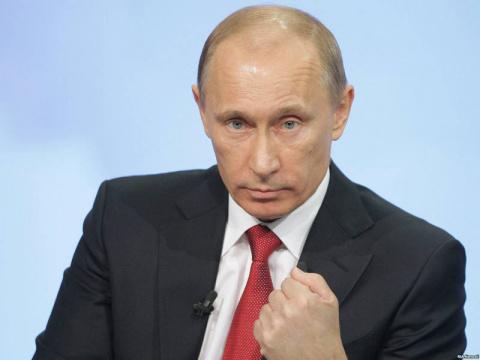 Триумфальное шествие Путина