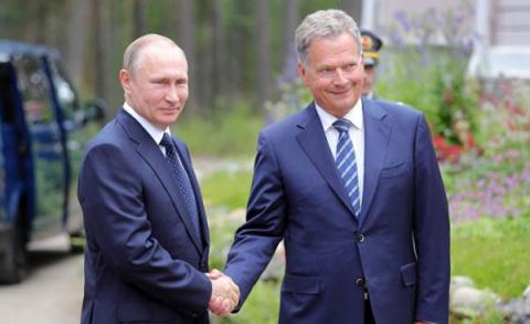 Президент Финляндии рассказал, как Путин его удивил