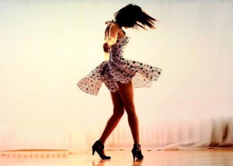 Мода на танцы