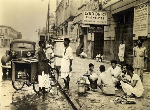 Калькутта 70 лет назад – 60 …