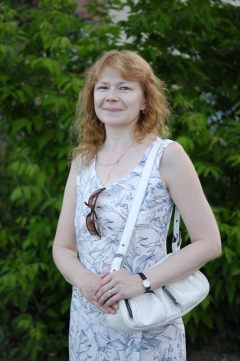 Елена Коробова (Курбатова)