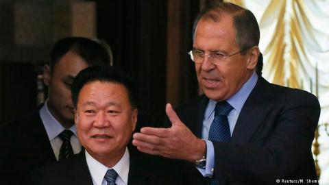 Россия налаживает торговлю с…