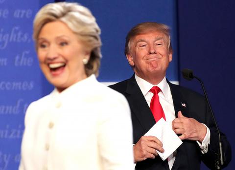Дональд Трамп - президент США: 7 самых смешных интернет-мемов о прошедших выборах