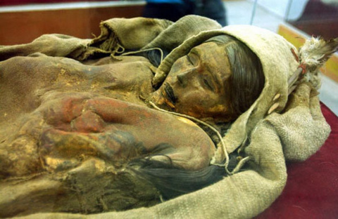 Таримские мумии и наследие д…