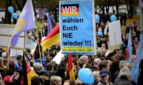 Европейцы поддерживают ужесточение иммиграционной политики