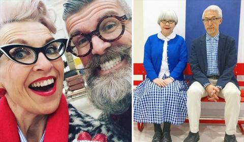 10 пожилых пар, которые умею…