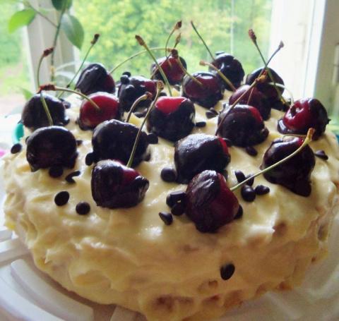 Торт с оригинальным название…