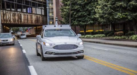 Ford разрабатывает новую мод…