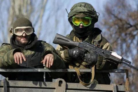 В Донбассе тревога: в ЛНР пр…
