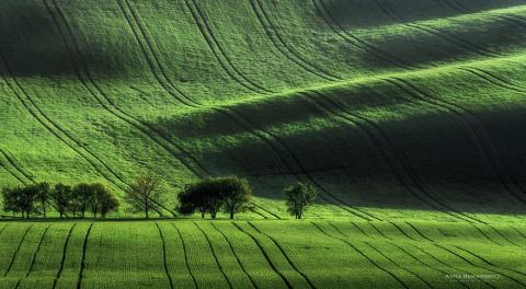 Живописнейшие виды Южноморавского края в Чехии