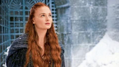 Звезда «Игры престолов» Софи…