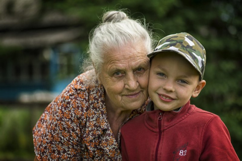 Бабушка Ева - история из жизни