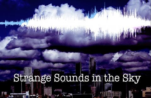 Странные небесные звуки: Металлический, стонущий гул во всём мире...