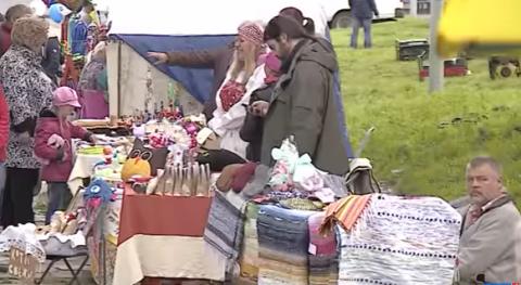 В Карелии официально узаконили уличную торговлю