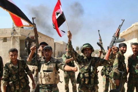 Игра по правилам: Дамаск бье…