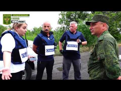 Представители ОБСЕ отказываются фиксировать обстрел ВСУ, ссылаясь на мандат