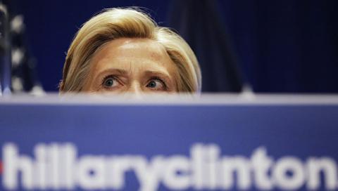 Ловушка, в которую Клинтон п…