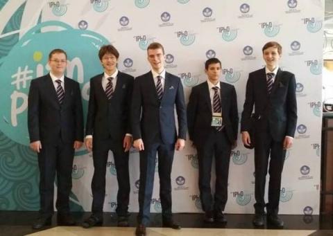 Российские школьники завоева…