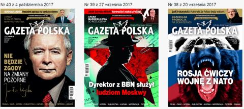 Польша под властью бешеных. …
