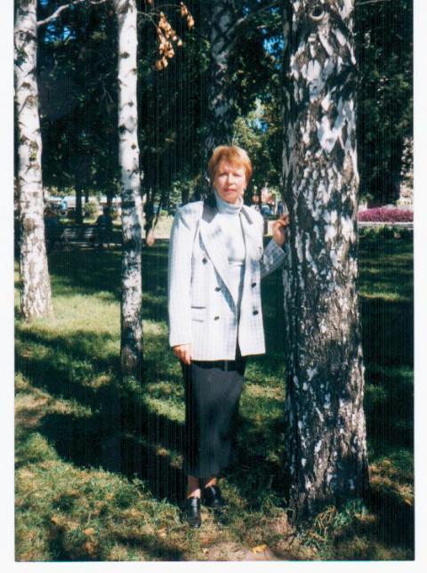 Валентина Иванова (ИВАНОВА)