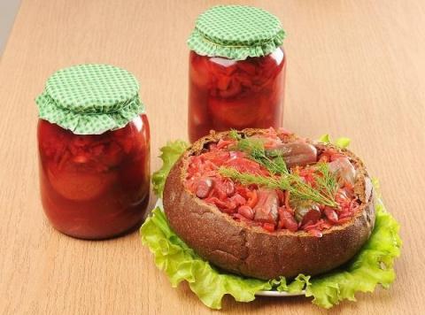 5 оригинальных заготовок из томатов по рецептам разных стран