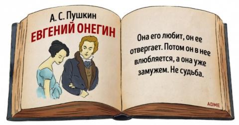 Книги для тех, кому некогда читать эти длинные истории