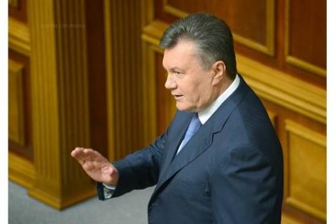 Янукович возвращается на Украину, чтобы вернуть себе Киев.