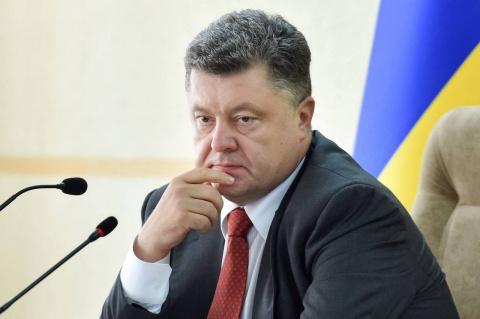 Порошенко следует дать медаль «За освобождение Донбасса»