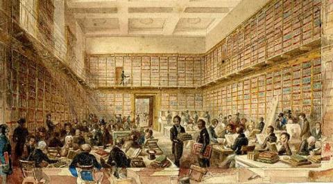 Список электронных библиотек в сети