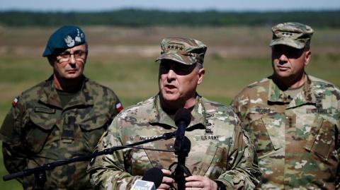 Генерал НАТО напомнил России, что на дворе не XVIII век
