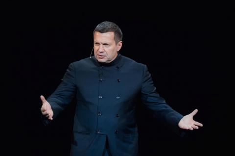 Владимир Соловьев поставил у…