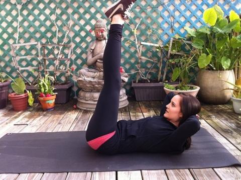 6 простых упражнений, сочета…