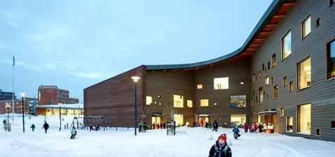 Школа будущего открылась в Финляндии. Вам нужно это увидеть