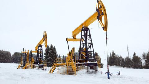 Добыча нефти в РФ по итогам …