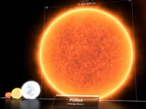 Размеры вселенной можно осоз…